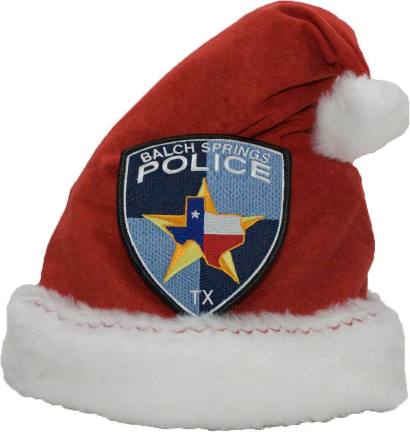 Santa-Cop-Hat