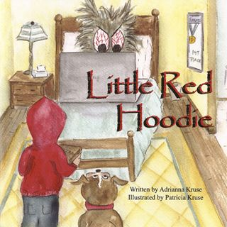Little Red Hoodie Cover